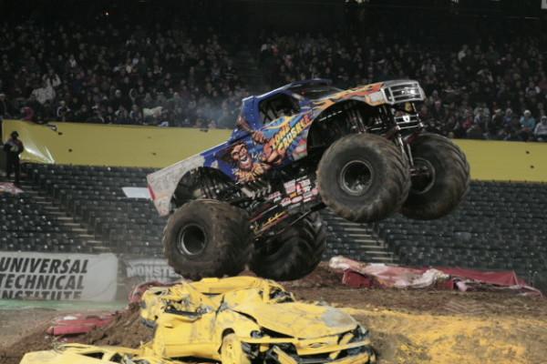 Oakland, California – Oakland Coliseum – February 26, 2011