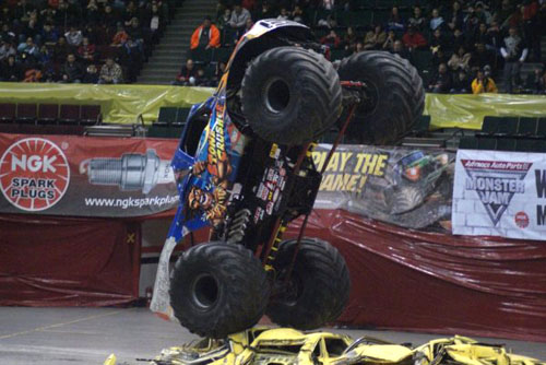 Uniondale Freestyle Mania No Problem For Stone Crusher