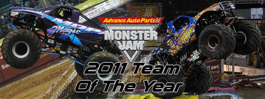 Monster Trucks Unlimited Wins Big at Awards Banquet