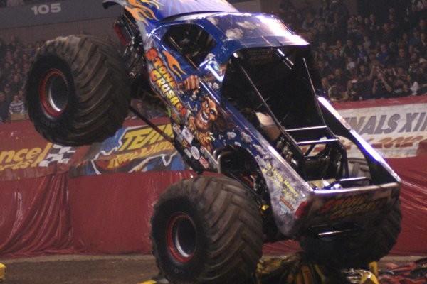 Worcester, Massachusetts – Monster Jam – February 17-19, 2012