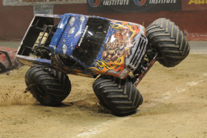 Stone Crusher - Steve Sims - Hampton Monster Jam 2011