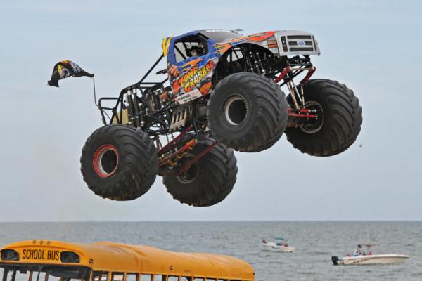 Virginia Beach, Virginia – Monsters On The Beach – May 11-13, 2012