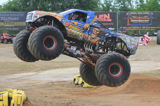 Stone Crusher Stands Tall in Florida