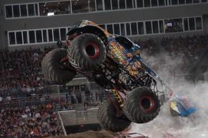 Stone Crusher - Tampa Monster Jam 2013