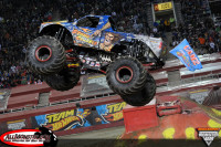 Stone Crusher - Monster Jam World Finals XIV 2013