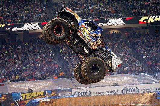 Stone Crusher - Atlanta - Monster Jam Fox Sports 1 Championship Series
