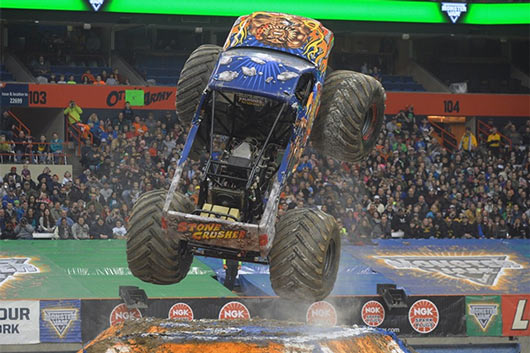 Stone Crusher Finishes Championship Series in Syracuse