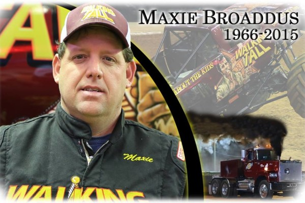 In Memory of Maxie Broaddus
